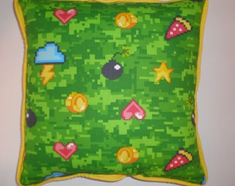 Video Game Pillows