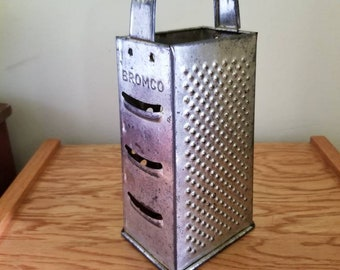 Vintage Bromco cheese grater