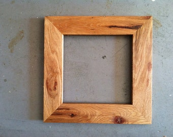 One Of A Kind Wooden Picture Frames By Jonesframing On Etsy