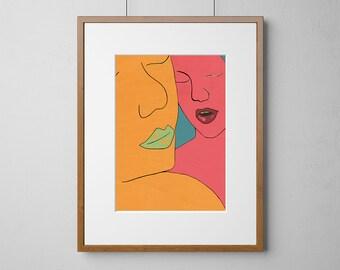 Dreams Art Print | Wood Wall Art | Birch Wood |  A3 or 12 x 16 Inch | Free Shipping Worldwide