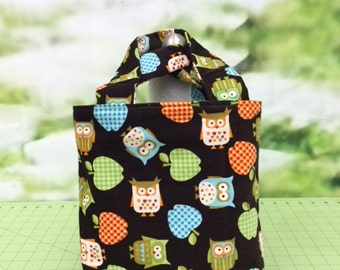 Small Owl Tote