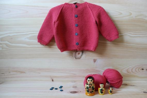Patrón chaqueta de bebé patrón chaqueta de punto bebé patrón
