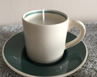 Susie Cooper Teacup Candle