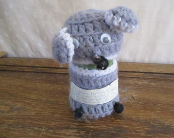 Mouse Cleanser cover Crochet