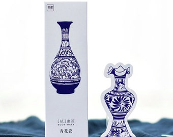 Vases Bookmarks Paper Ephemera Bookmarks