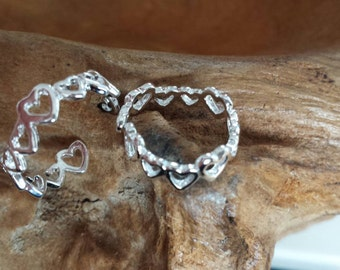 Toering/ Silverplated
