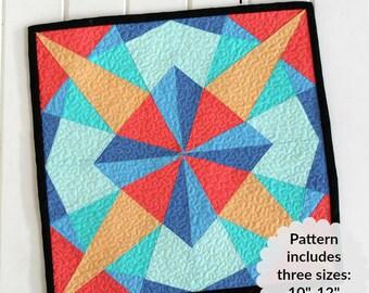 Kaleidoscope- PDF Pattern