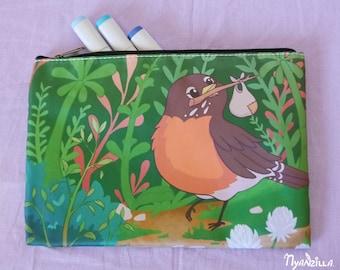 Accessory Bag: Robin's Journey