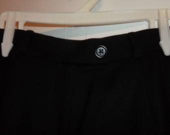 Nordstrom Black Capri Pants, Size 8