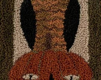 Pattern: Primitive Owl Punch Needle by Teresa Kogut