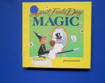 April Fools' Day Magic, a Vintage Children's Book