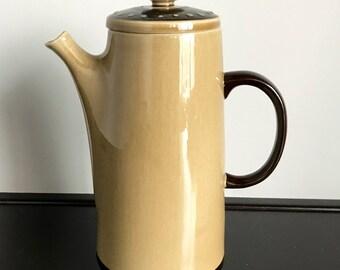 Vintage Franciscan Tahiti Coffee Pot