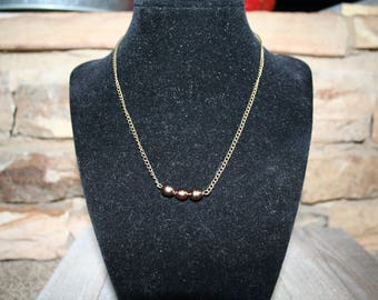 Addie Brown Pearl Layering Necklace