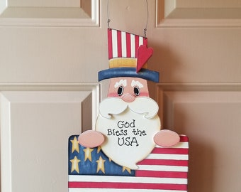 God Bless the USA - Uncle Sam