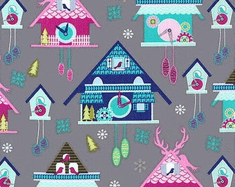 fabric patchwork child Storrybook Lane ANDOVER Fabrics