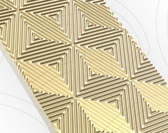 Jewelry Pattern Plate 895