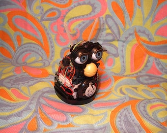 Circuit Bent FURBY  The FREAKENFURBY  Alien robot bent voice sounds