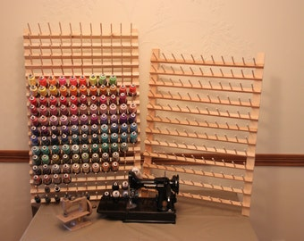 144 Spool Thread Rack- for larger spools