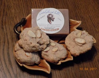 Almond Cookies Goat Milk Soap