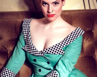 Eve rockabilly dress By TiCCi