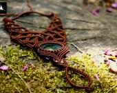 Celtic Macrame Bracelet, ...