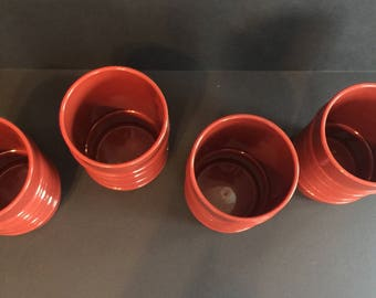 Vintage - Rubbermaid - Tumbler - Set of 4