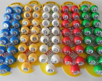 Bingo Waiters - 5 Color Set