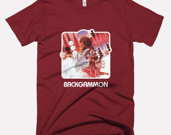 Atari Backgammon T Shirt