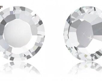 Swarovski 1128 - Channel Crystal Round Stone