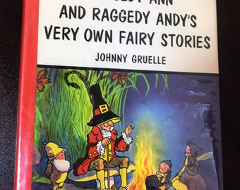 Raggedy Ann and Raggedy Andy's Very Own Fairy Stories