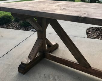 DELILAH Farmhouse Table