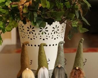 MINI Nordic Gnomes, Home Gnome, HADMAR, Miniature, Mini Gnomes, Scandinavian Gnome, Little Gnomes, Elf, Elves, Waldorf, Wizards, Gnome Homes