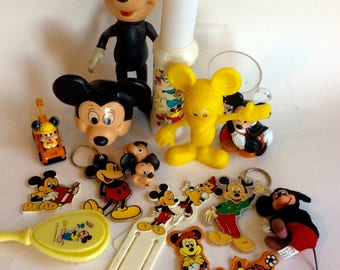 Vintage Mickey Mouse, Disney Collection