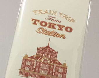 Tokyo Station Traveler's Notebook Insert - Limited Edition