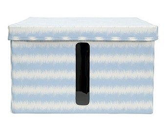 Large Storage Container With Window by Dena Fishbein