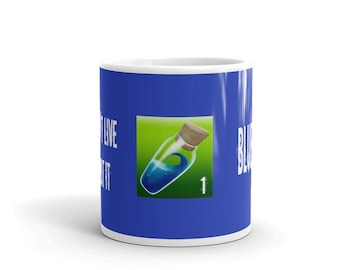Blue Juicy Mug Blue