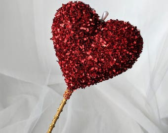 King or Queen of Hearts Scepter