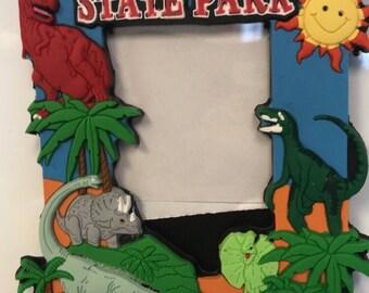 Dinosaur Valley State Park photo magnet