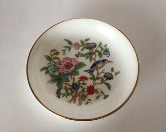 "Vintage Aynsley ""Pembroke"" open trinket dish"
