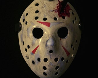 Friday The 13th Part IV : The Final Chapter Hockey Mask Jason Voorhees