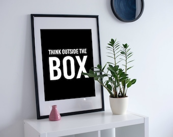 Inspirational Quote, Printable Quotes, Wall Art Quotes, Quotes Posters, Framed Quotes, Quote Prints, Motivational Quotes, 50 x 70 Poster
