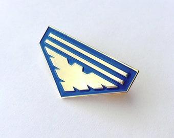 Mass Effect Garrus / Archangel Logo Enamel Pin