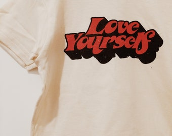 Love Yourself Kiddo's Tee