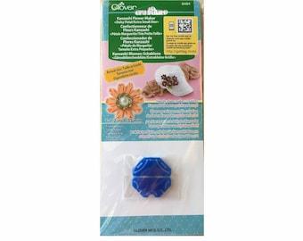 Yo-Yo Clover Kanzashi 8494 yo-yo maker