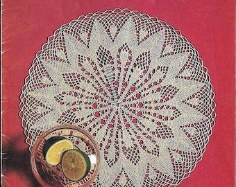Vintage Fanciworks Coats & Clark Book No. 267 1979