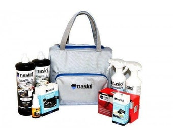 Brand new nasiol full package car care kit set of 8