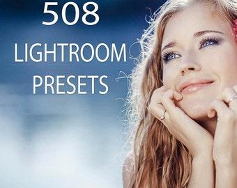 508 Lightroom Presets bundle for Lightroom 4, 5, 6 and CC