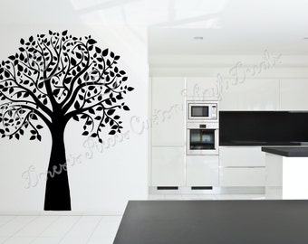 Custom Large Tree Wall Decal - Family Tree