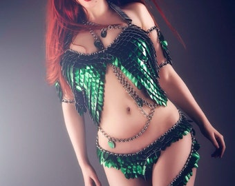 Poison Ivy - Cool FASHIONSTYLE in metal