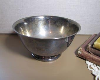 Oneida - Paul Revere Reproduction Silverplate Bowl